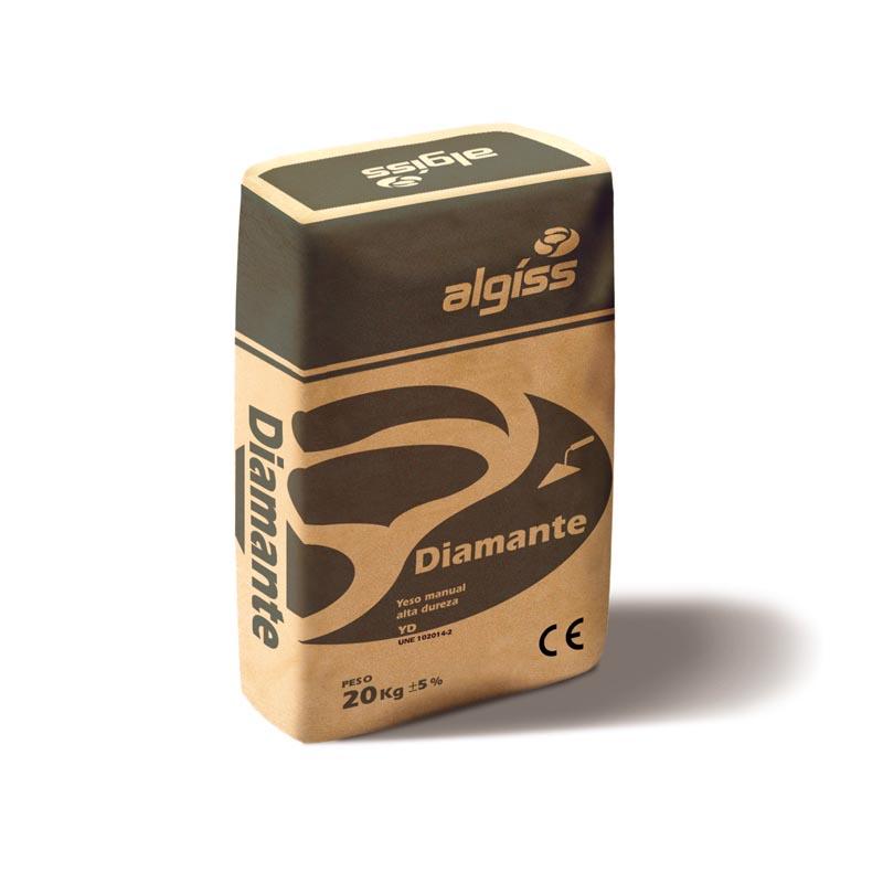 Imagen para Yeso Algíss Diamante P 20kg de TIENDA-PLADUR